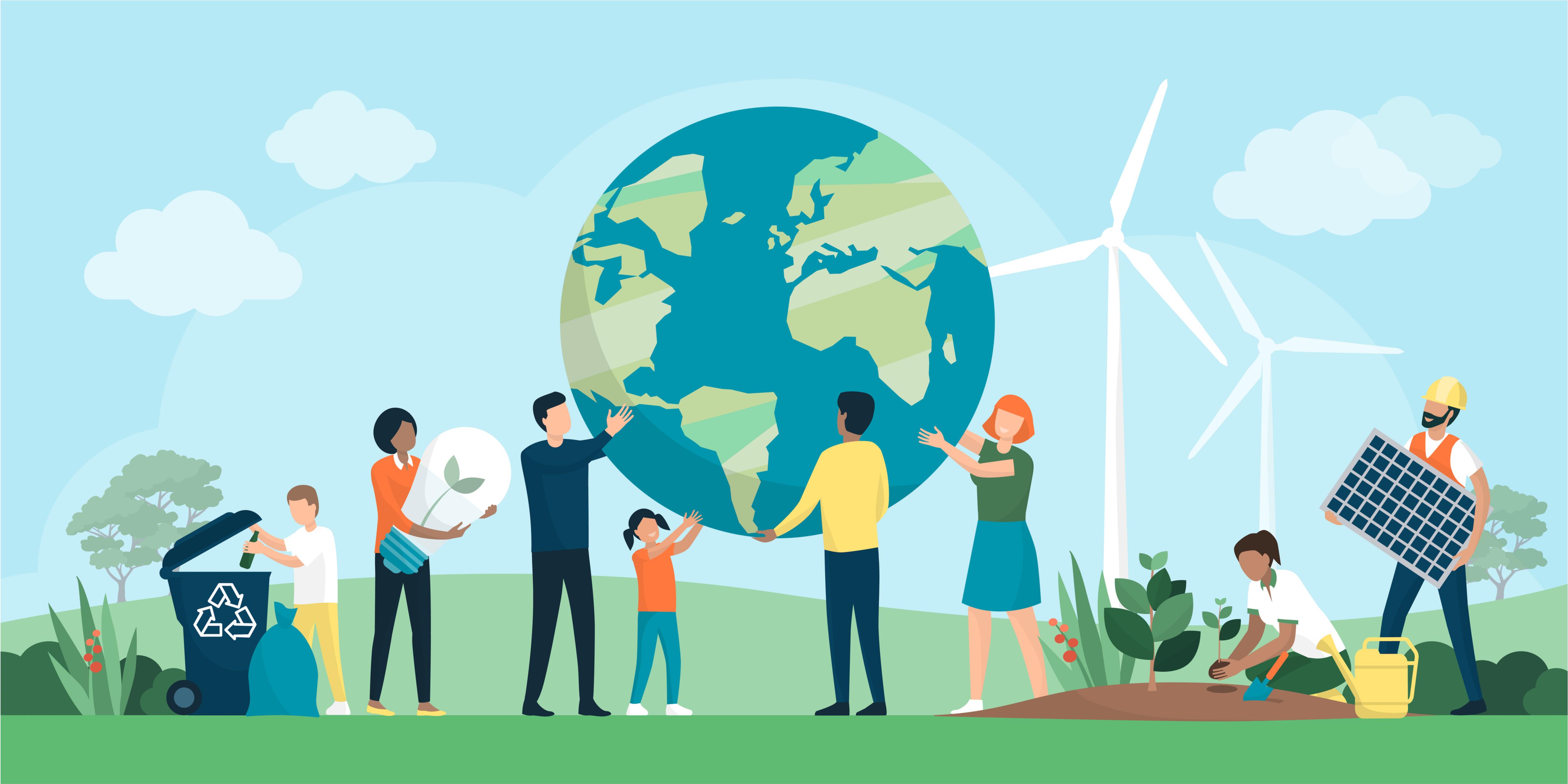 【事例解説】企業が身近なところに「脱炭素」に向けた活動