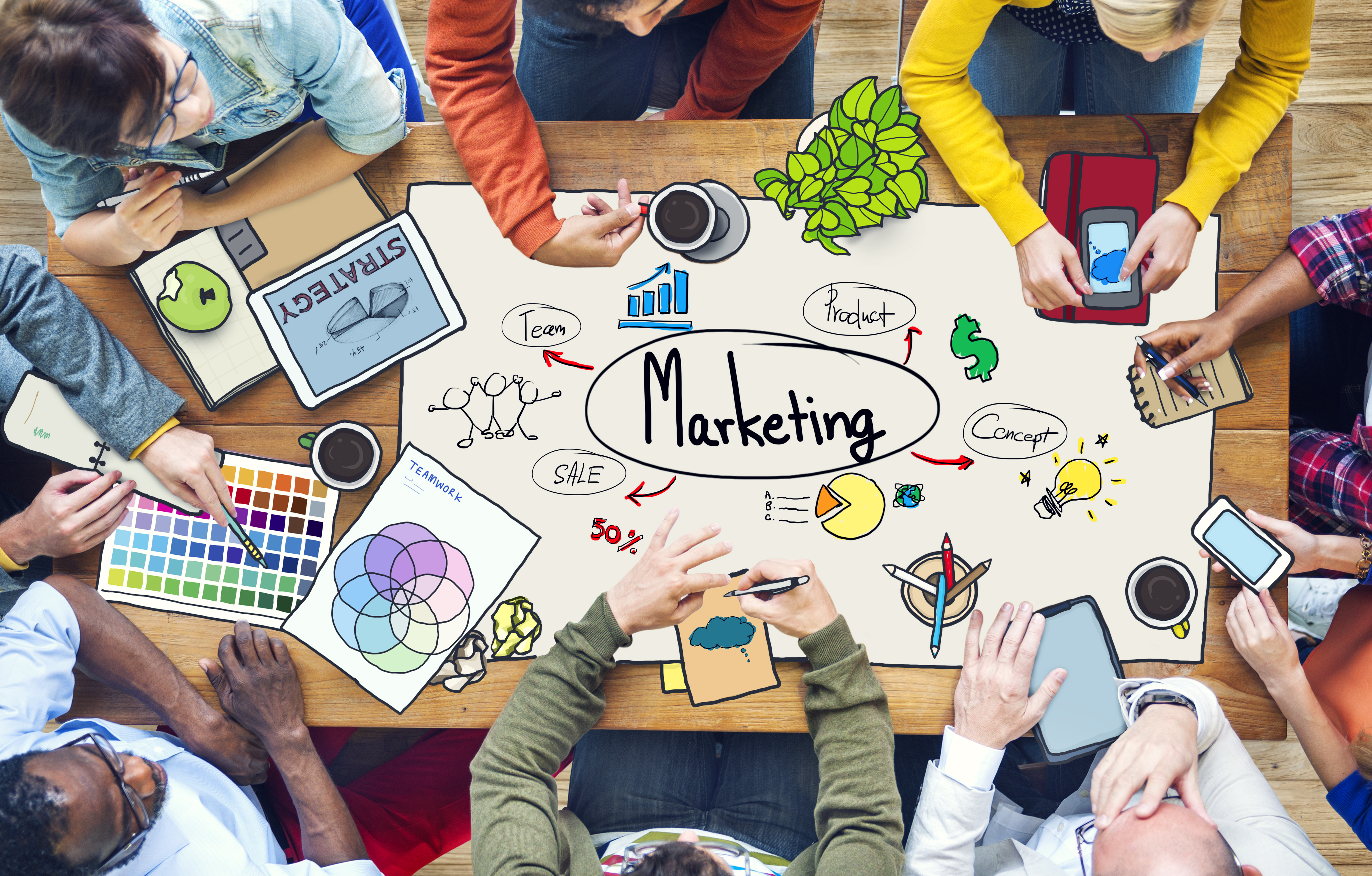 デジタルマーケティングで成果を挙げるためには?